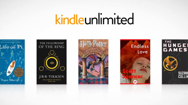 Kindle Unlimited Main