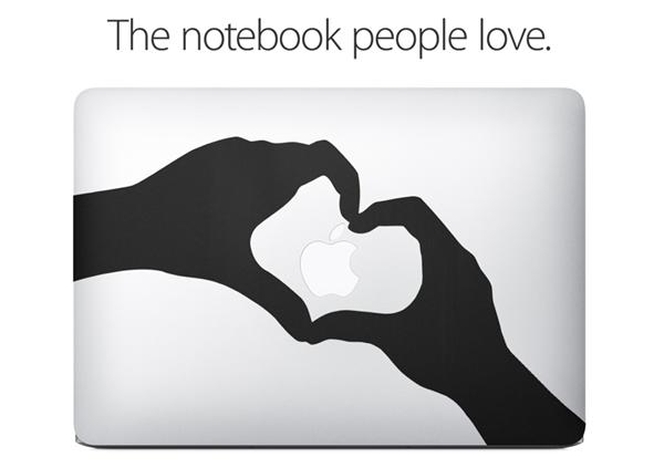 MacBookAir Ad