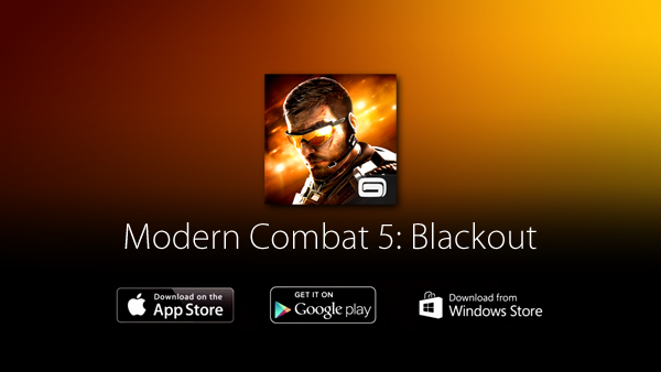 Modern Combat 5 blackout main