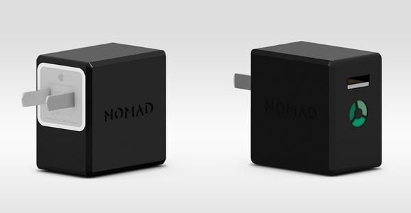NomadPlus main