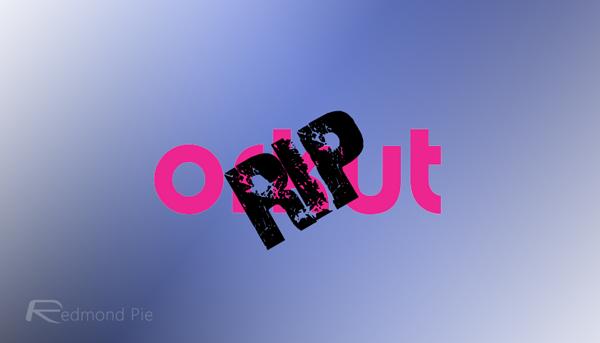 Orkut main