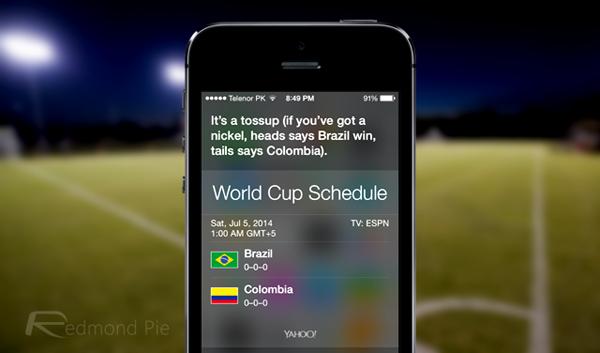 Siri FIFA