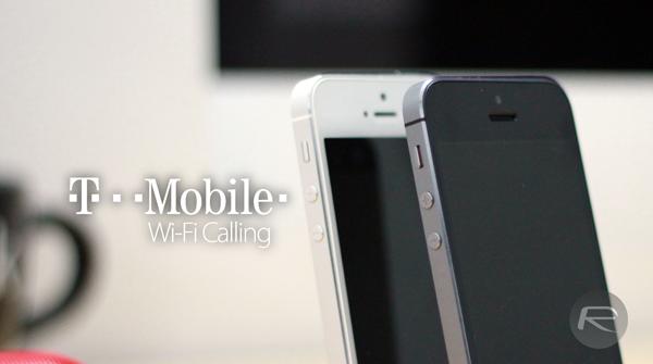 Tmobile wifi calling main