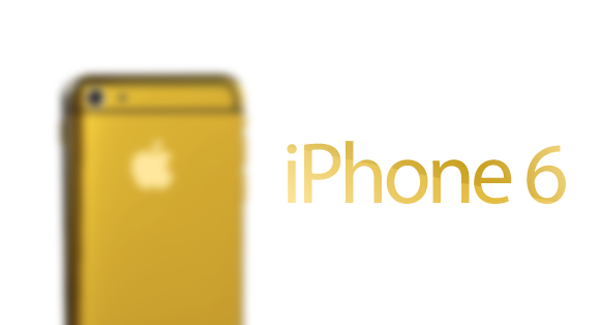 gold iPhone 6 main