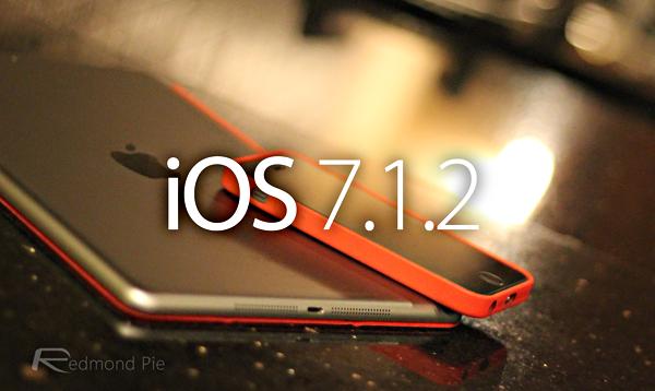 iOS 712