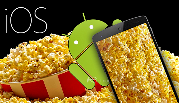 iOS Popcorn-time-Android