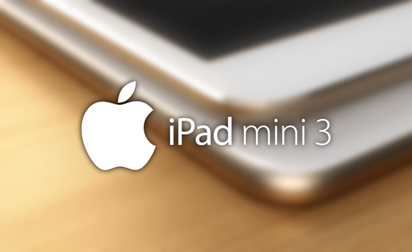 iPad mini 3 main