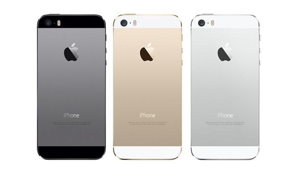 iPhone 5s fcc