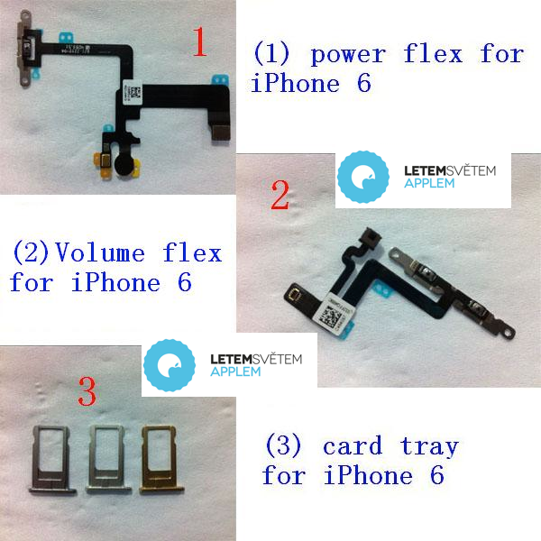 iPhone 6 SIM tray