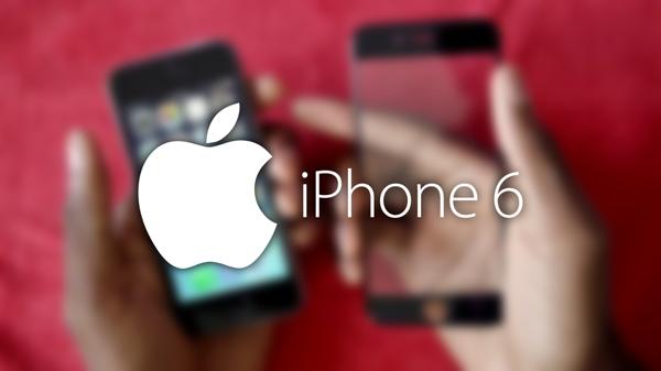 iPhone 6 sapphire panel