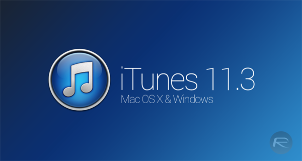iTunes 113 Windows Mac main