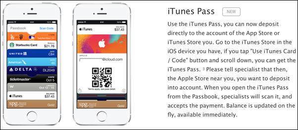 iTunes Pass 1
