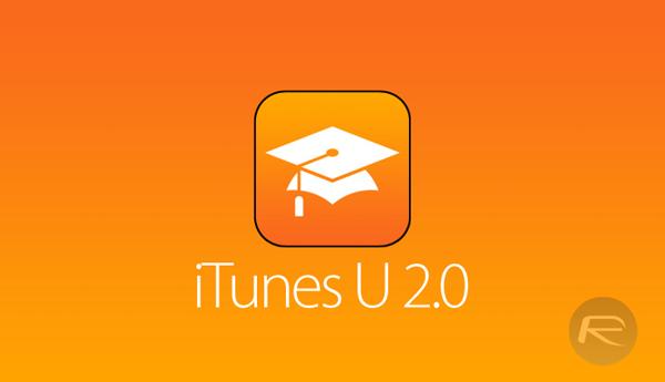iTunes U 20 main