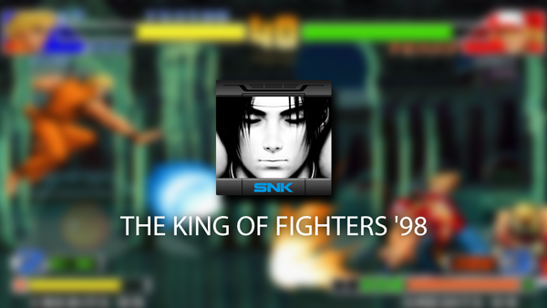 The Original King Of Fighters '98 Game Comes To iOS And