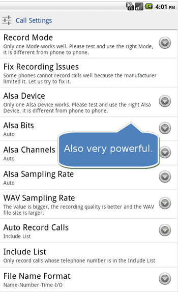 Android Call Rec 1