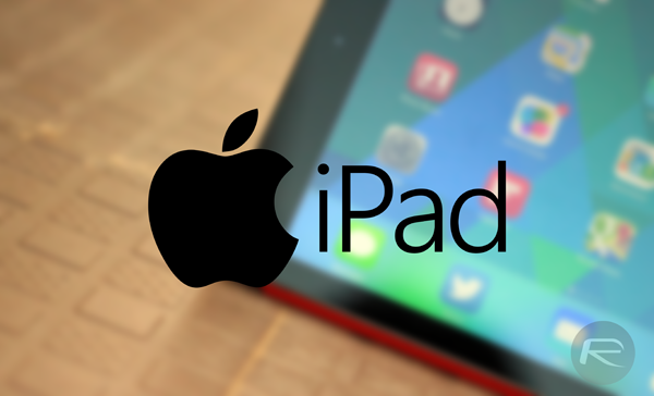 Apple iPad main