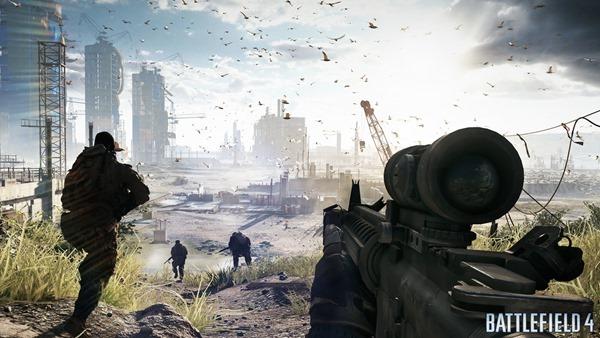 BF4 screenshot