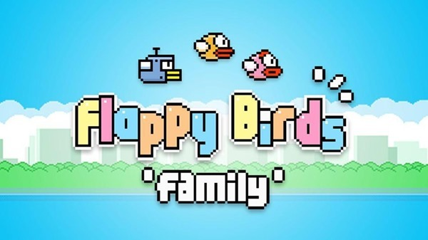 Flappy Birds family main
