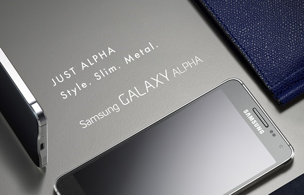 Galaxy Alpha main