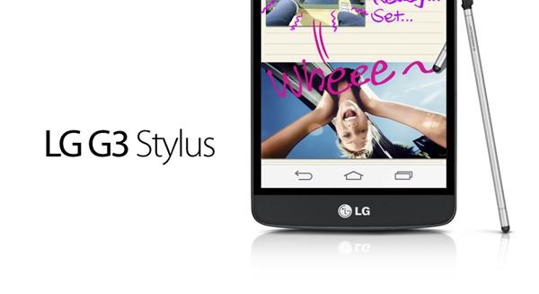 LG G3 Stylus main
