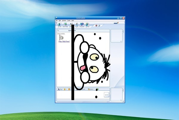 MSN Messenger wink