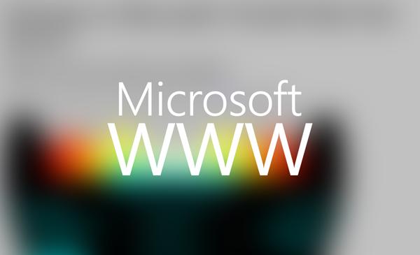 Microsoft WWW