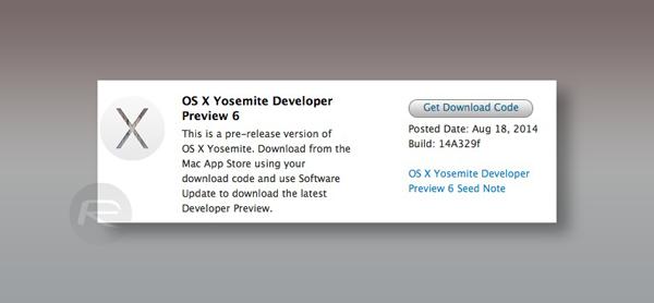 OS X Yosemite 6