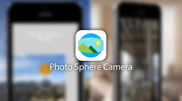 Photo Sphere Camera main
