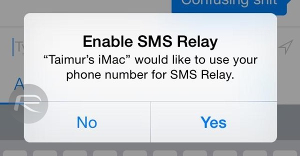 SMS Relay