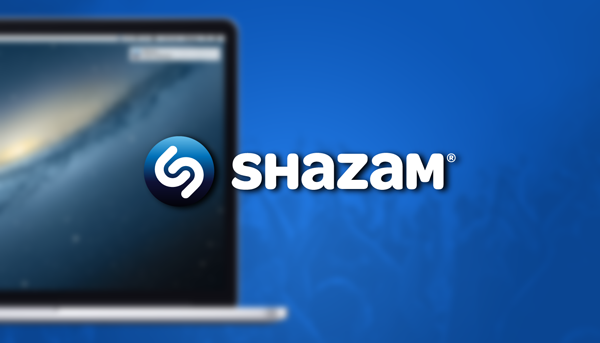 Shazam for Mac main