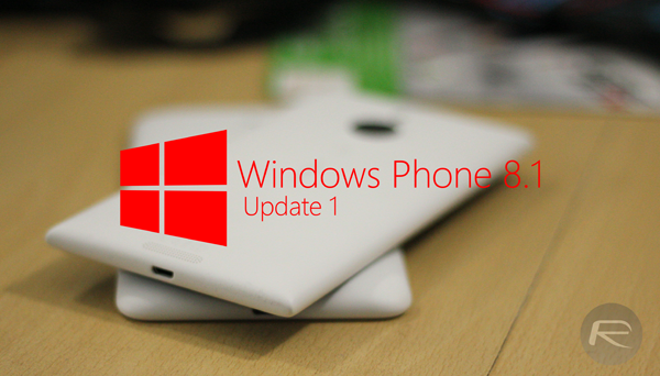 Windows Phone 81 Update 1