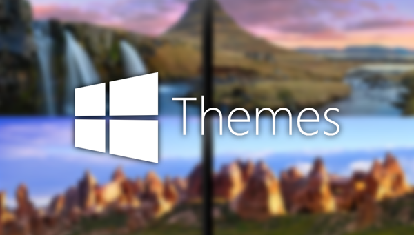Microsoft Releases 11 Brand New Themes For Windows 8 And 8 1