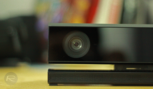 Xbox One kinect sensor main