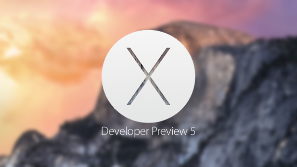 Yosemite DP5 main