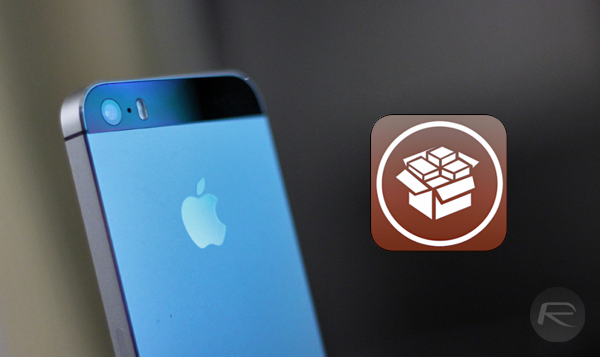 iPhone 5s Cydia