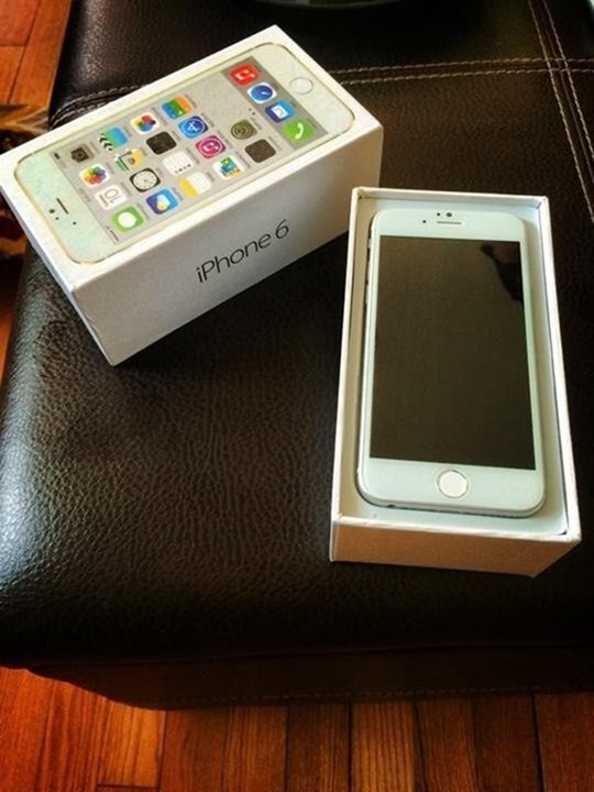 iPhone 6 box 1