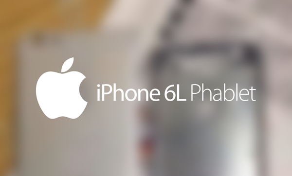 iPhone 6L Phablet