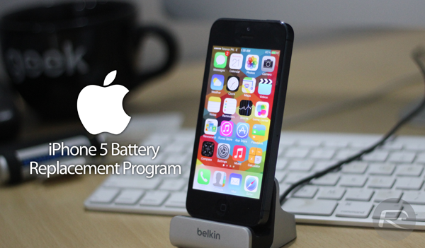 iphone 5 replacement program apple replacing faulty iphone 5 batteries for free how to 14568