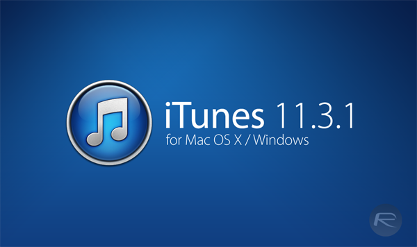iTunes 1131 logo main