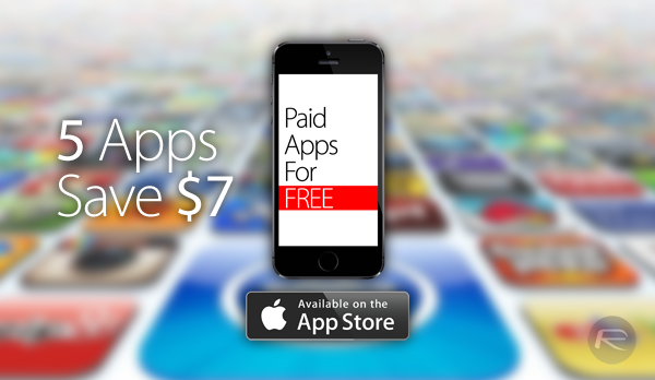 5 apps save 7 main