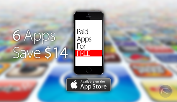 6 apps save 14 main