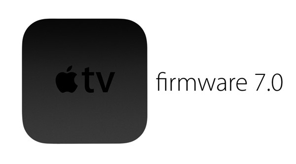 Apple TV fimware 7