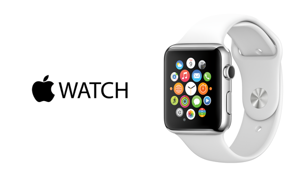 Apple Watch logo main