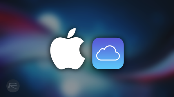 Apple iCloud main
