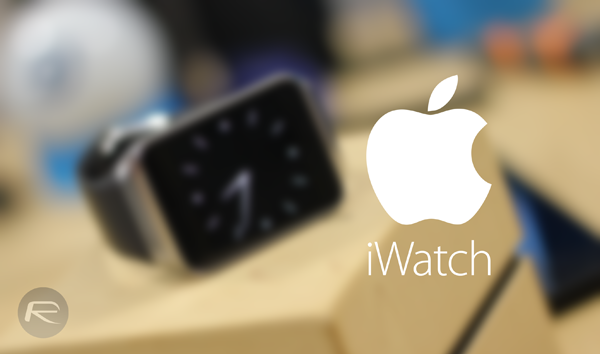 Apple iWatch main