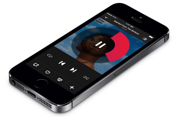 Beats Music iPhone