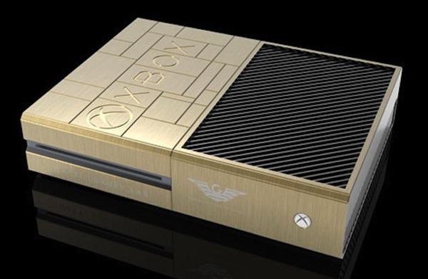 Gold Xbox