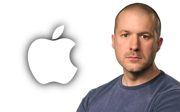 Jony Ive Apple main