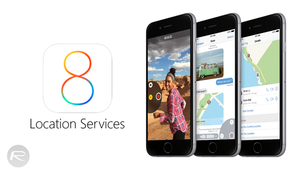 Location Services iOS 8