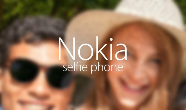Nokia selfie phone main